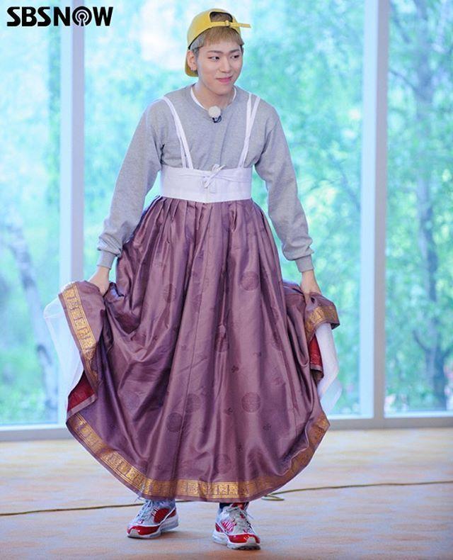 Đi tìm nữ Idol diện hanbok đẹp nhất trên show thực tế nhân dịp đầu năm mới - Ảnh 13.