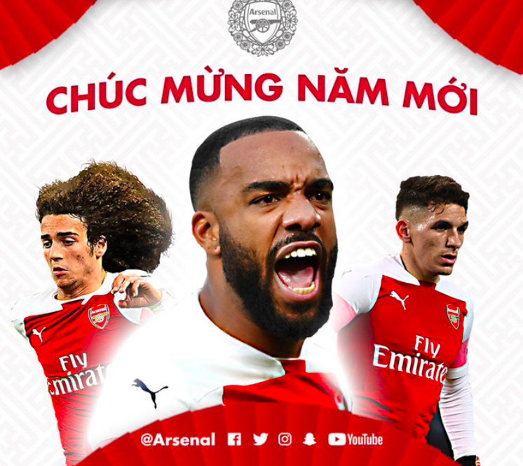 Tiền vệ xuất sắc bậc nhất lịch sử bóng đá Hà Lan nói Chúc mừng năm mới bằng tiếng Việt ngọng nghịu - Ảnh 4.