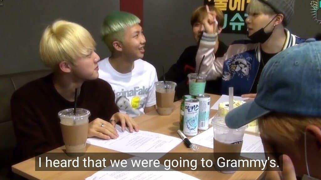 BTS thành nghệ sĩ Hàn đầu tiên dự Grammy, fan nổi da gà vì phát hiện đây là lời tiên đoán thành sự thật của Suga - Ảnh 2.