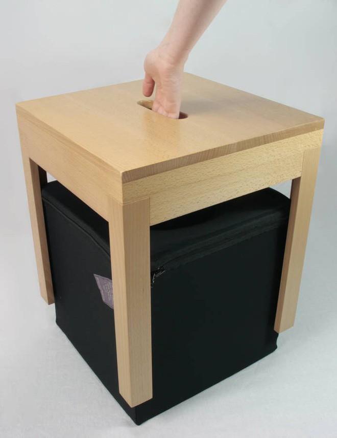 Công ty Anh bán cái hộp để bạn chui đầu vào đó suy nghĩ, tránh thị phi ngày Tết với giá 15 triệu đồng - Ảnh 2.