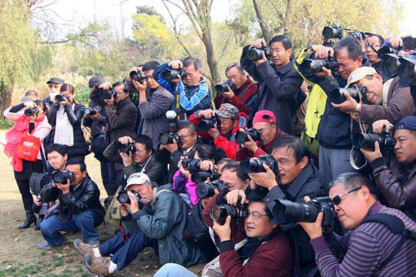 Nhiếp ảnh - thú vui mới của người lớn tuổi ở Trung Quốc - Ảnh 1. Nhiếp ảnh – thú vui mới của người lớn tuổi ở Trung Quốc