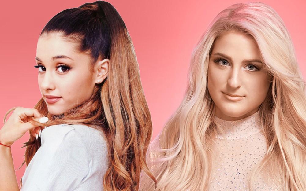 Meghan Trainor thông báo ra sản phẩm cùng ngày với Ariana, dân mạng lập tức chia buồn - Ảnh 1.