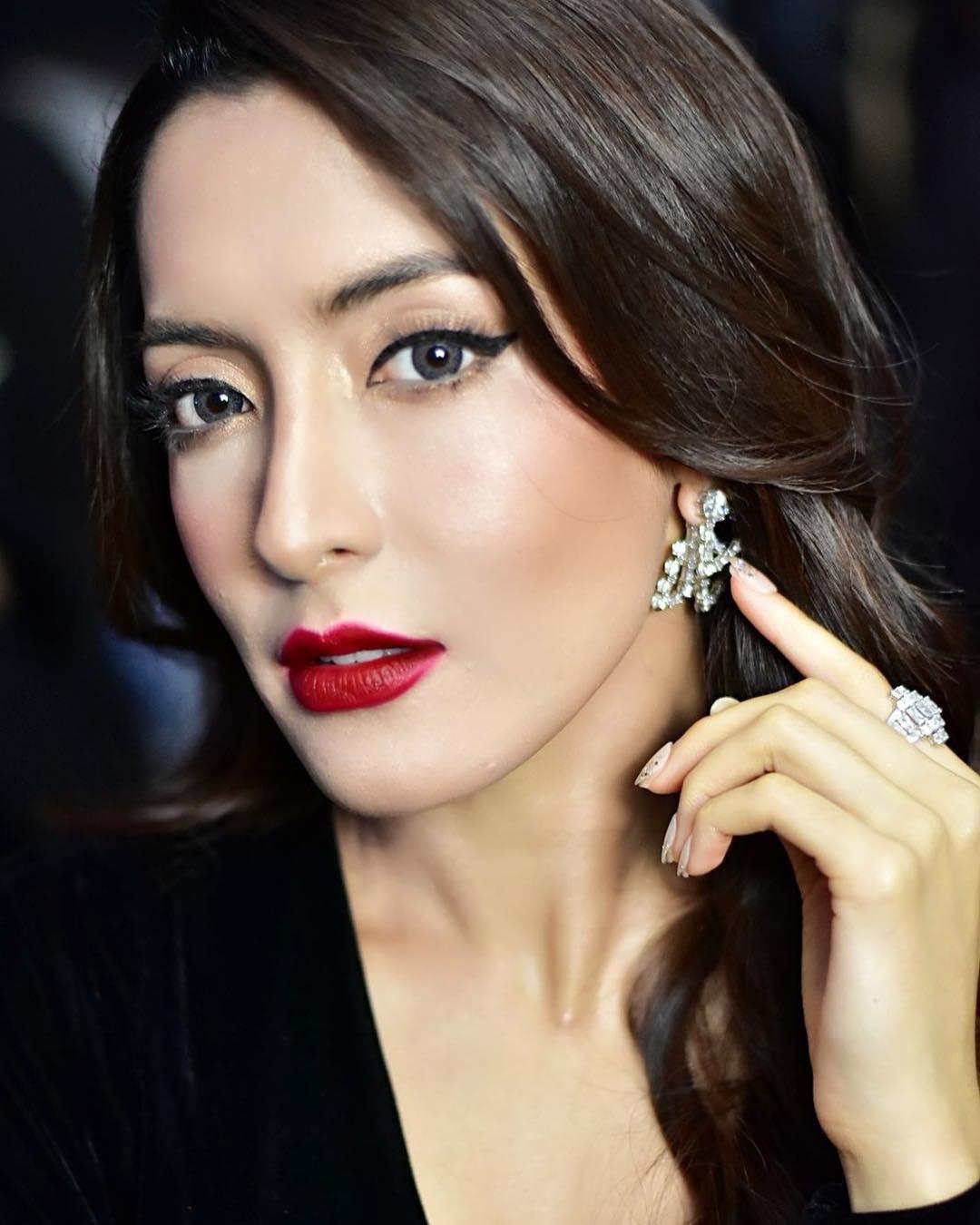 Top 10 mỹ nhân đẹp nhất đài truyền hình quyền lực Thái Lan: Toàn 9X đắt giá nhưng vẫn bị chị đại quyền lực vượt mặt - Ảnh 22.
