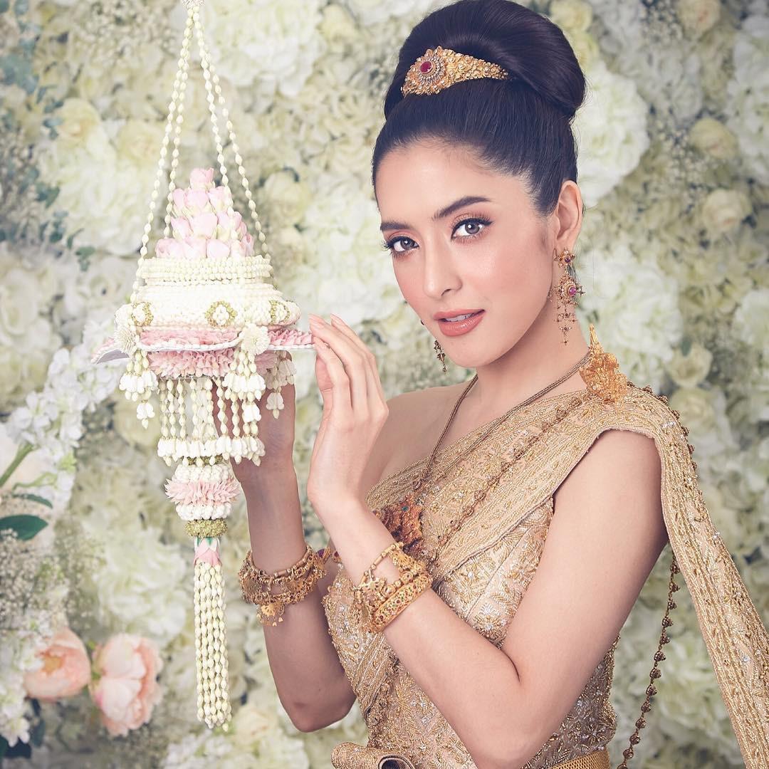 Top 10 mỹ nhân đẹp nhất đài truyền hình quyền lực Thái Lan: Toàn 9X đắt giá nhưng vẫn bị chị đại quyền lực vượt mặt - Ảnh 23.