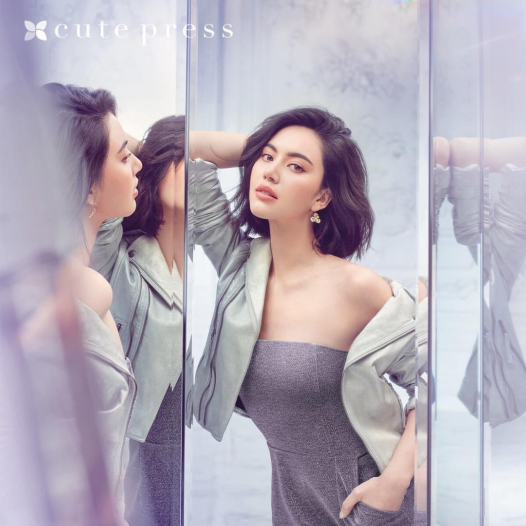 Top 10 mỹ nhân đẹp nhất đài truyền hình quyền lực Thái Lan: Toàn 9X đắt giá nhưng vẫn bị chị đại quyền lực vượt mặt - Ảnh 34.
