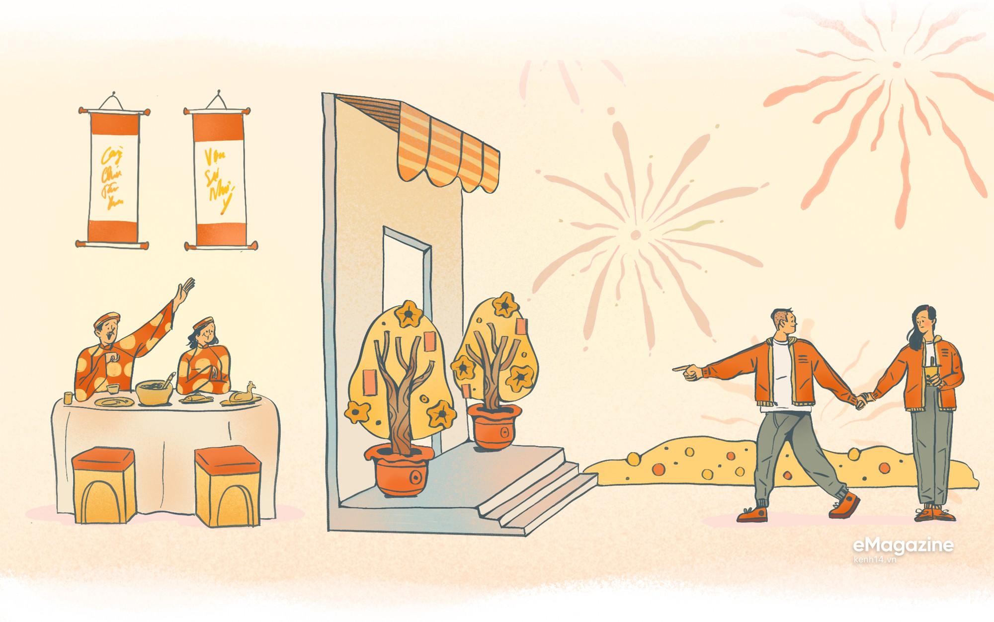 """""""Người quen xa lạ"""" ăn Tết Việt: Chuyến đi tìm về hương vị thịt mỡ dưa hành hay chạm đến gốc rễ của câu hỏi tôi là ai? - Ảnh 8."""