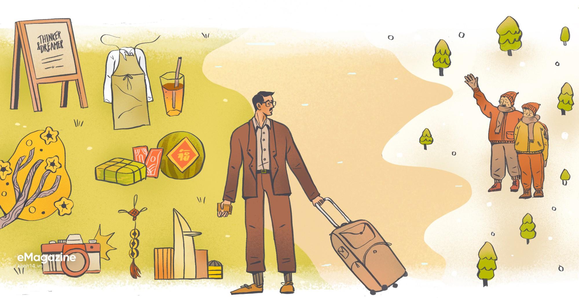 """""""Người quen xa lạ"""" ăn Tết Việt: Chuyến đi tìm về hương vị thịt mỡ dưa hành hay chạm đến gốc rễ của câu hỏi tôi là ai? - Ảnh 4."""