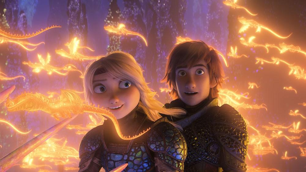 """Sau 10 năm, đôi bạn người và rồng chia tay đẫm nước mắt trong """"Bí Kíp Luyện Rồng 3"""" - Ảnh 2."""