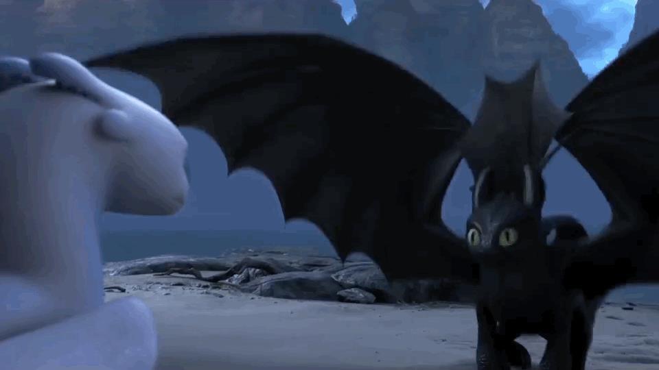 """Sau 10 năm, đôi bạn người và rồng chia tay đẫm nước mắt trong """"Bí Kíp Luyện Rồng 3"""" - Ảnh 3."""