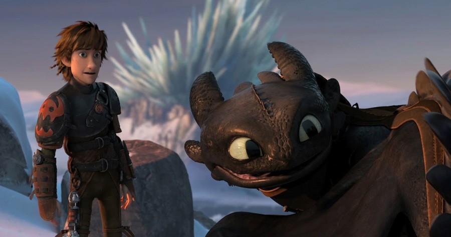 """Sau 10 năm, đôi bạn người và rồng chia tay đẫm nước mắt trong """"Bí Kíp Luyện Rồng 3"""" - Ảnh 4."""