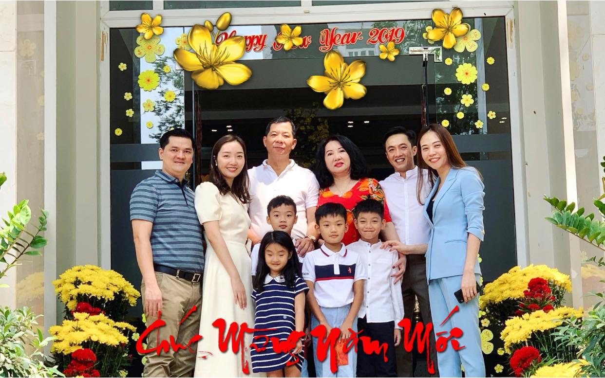 Dàn sao Vbiz đồng loạt khoe ảnh sum vầy bên gia đình, tận hưởng trọn vẹn Tết đoàn viên trong 3 ngày đầu năm mới Kỷ Hợi - Ảnh 8.