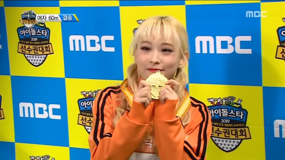 Fan bức xúc khi đại hội thể thao phân biệt đối xử với nữ Idol vô danh đạt huy chương vàng - Ảnh 3.
