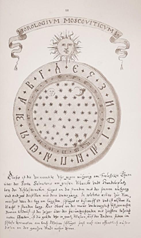 10 sự thật thú vị về đồng hồ Kremlin, biểu tượng năm mới của Nga - Ảnh 2.