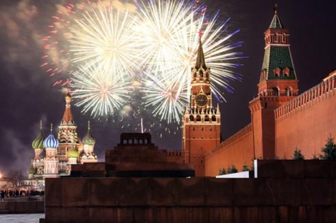 10 sự thật thú vị về đồng hồ Kremlin, biểu tượng năm mới của Nga - Ảnh 3.