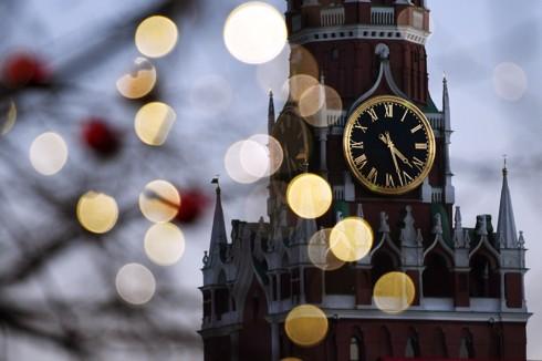 10 sự thật thú vị về đồng hồ Kremlin, biểu tượng năm mới của Nga - Ảnh 1.