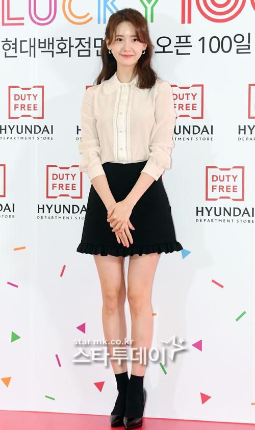 Lâu lắm mới lộ diện, nữ thần Yoona khoe đôi chân dài miên man nhưng lại bị soi loạt khuyết điểm kém xinh tại sự kiện - Ảnh 5.
