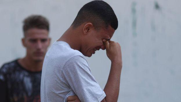 Hỏa hoạn lúc rạng sáng khiến 10 cầu thủ trẻ thiệt mạng ở Brazil - Ảnh 6.