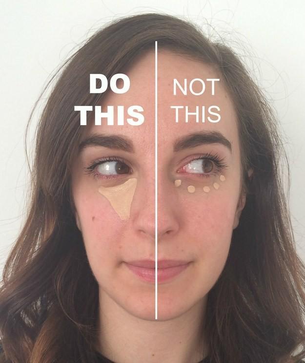 Để trẻ trung và rạng rỡ hơn trong dịp Tết này, bạn đừng quên áp dụng một thủ thuật khi che quầng thâm mắt - Ảnh 5.