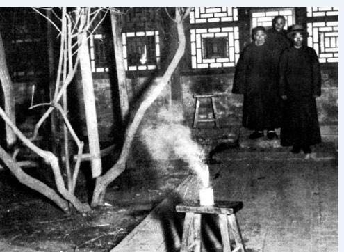 Ảnh hiếm về khung cảnh đón Tết của người Trung Quốc dưới thời nhà Thanh hàng trăm năm trước - Ảnh 4.
