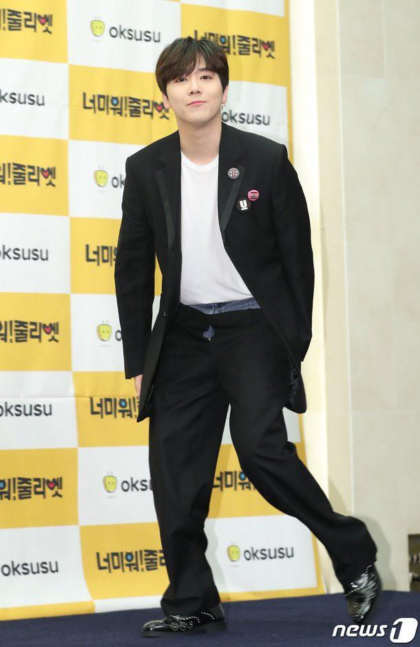 Mỹ nam Youre Beautiful Lee Hong Ki gây choáng khi diện quần lồng quần, còn không kéo khóa tại sự kiện - Ảnh 2.