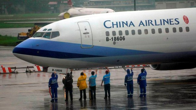 China Airlines pilots, thousands of passengers are stuck - Photo 1.
