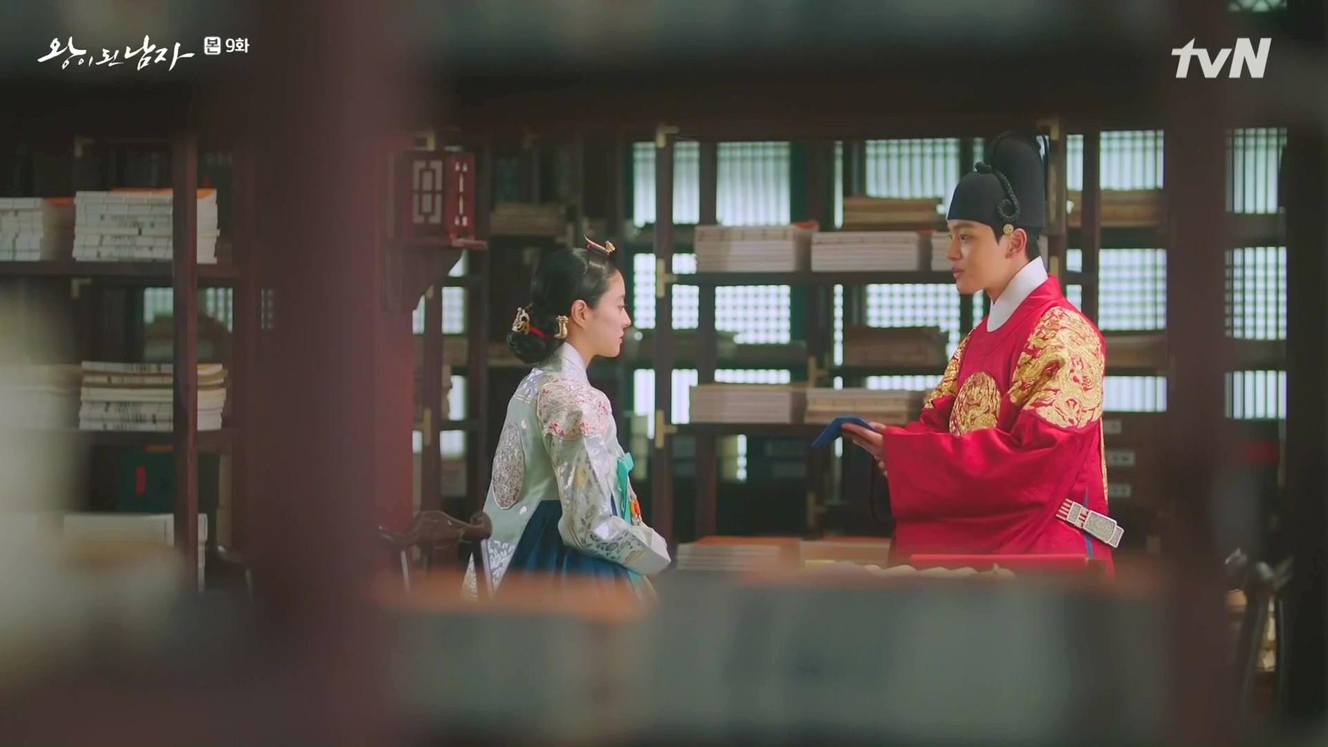 """Đừng """"ngại"""" phim cổ trang Hàn, mau mau xem The Crowned Clown đi cả nhà! - Ảnh 8."""