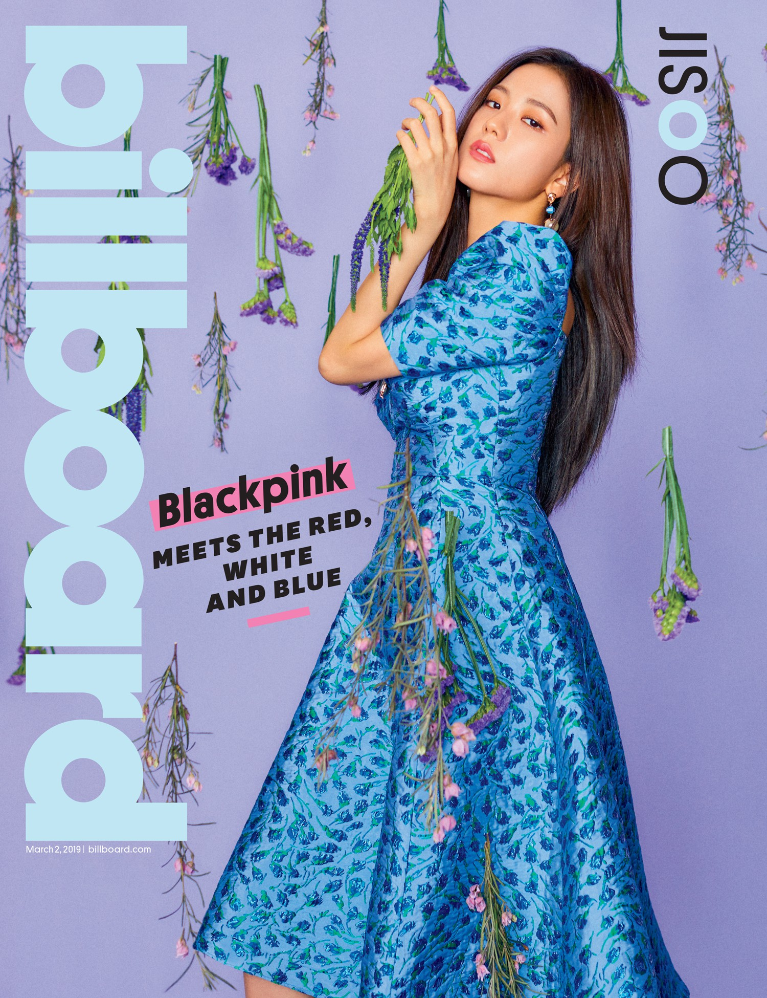 Black Pink was the first female Kpop girl to cover Billboard magazine's cover: beauty and charisma peak here! - Photo 11.