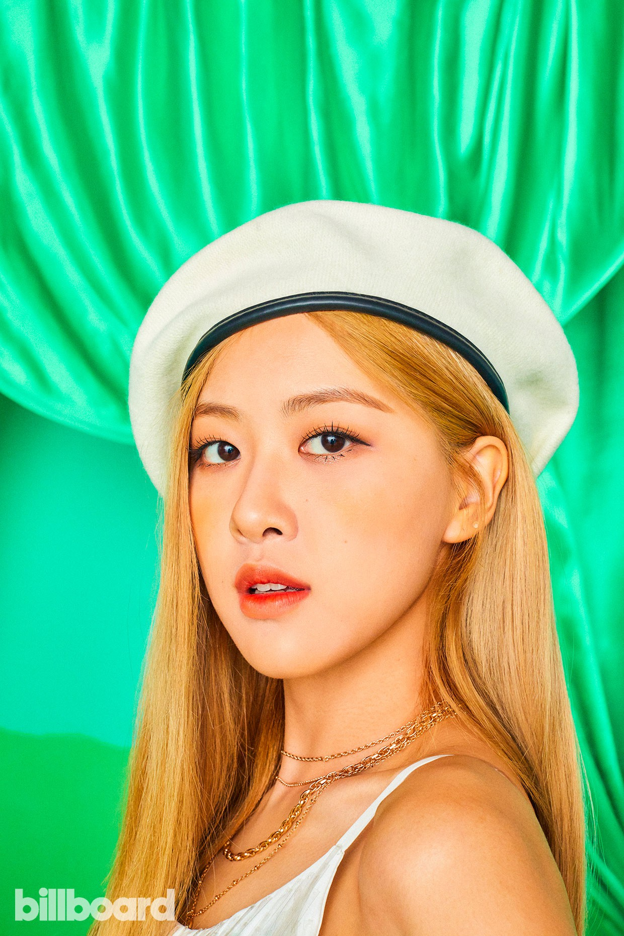 Black Pink was the first female Kpop girl to cover Billboard magazine's cover: beauty and charisma peak here! - Photo 9.