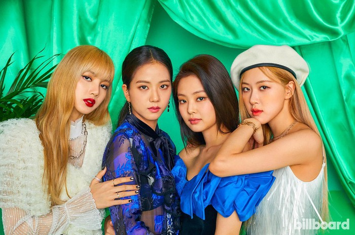 Black Pink was the first female Kpop girl to cover Billboard magazine's cover: beauty and charisma peak here! - Photo 3