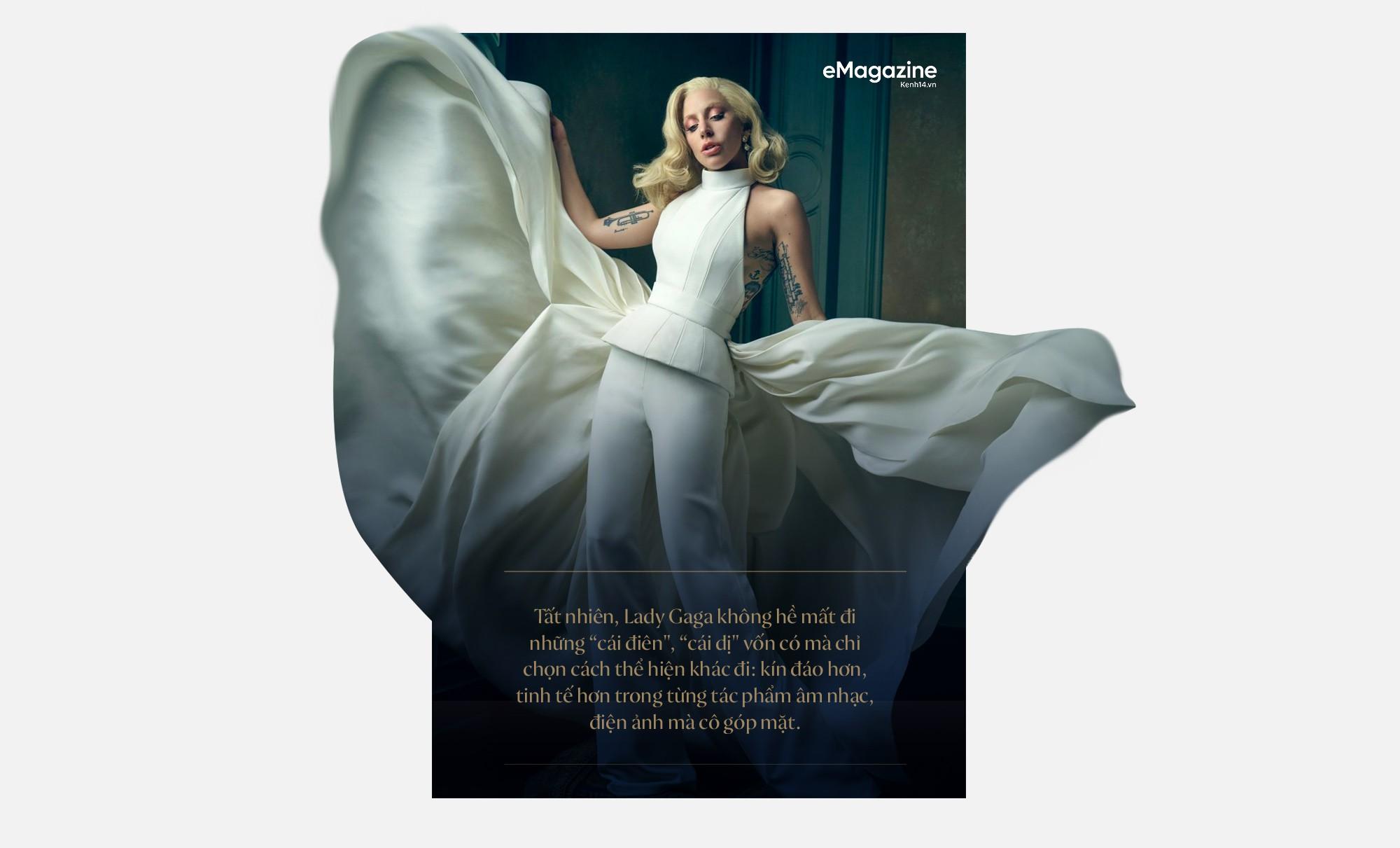 Chuyện chủ nhân 10 tượng vàng Grammy, Oscar Lady Gaga: Người đàn bà dị biệt đã khiến cả thế giới phải nể phục như thế nào? - Ảnh 11.