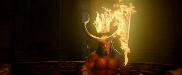 Hellboy 2019: Quỷ Đỏ tái xuất cùng nữ hoàng máu thiêu đốt khán giả bằng trailer mới toanh - Ảnh 7.