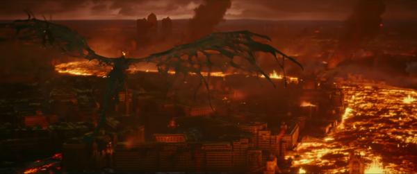 Hellboy 2019: Quỷ Đỏ tái xuất cùng nữ hoàng máu thiêu đốt khán giả bằng trailer mới toanh - Ảnh 9.
