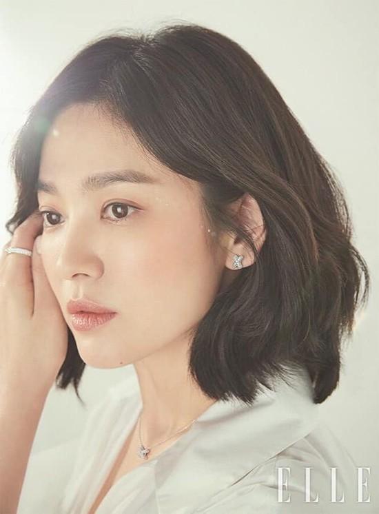 Song Hye Kyo ở bài phỏng vấn mới nhất nói về việc ly hôn Song Joong Ki - Ảnh 3.