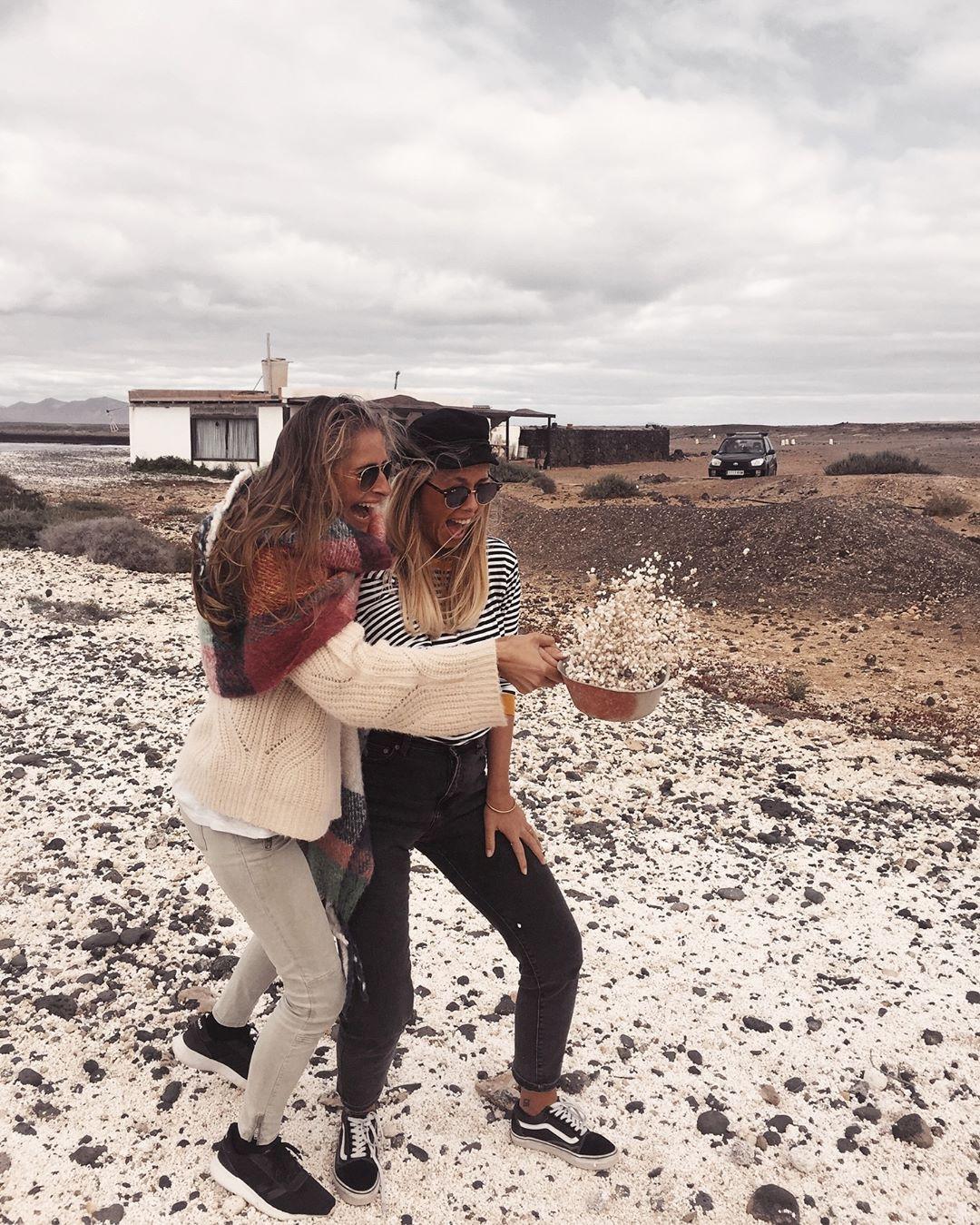 Bãi biển bỏng ngô ở Tây Ban Nha khiến nhiều người thốt lên: Trên đời này đúng là cái gì cũng có! - Ảnh 5.