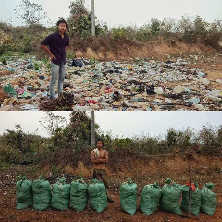 Thanh niên khắp thế giới đang đổ xô chơi thử thách dọn rác cực kỳ hay ho đây này! - Ảnh 2.
