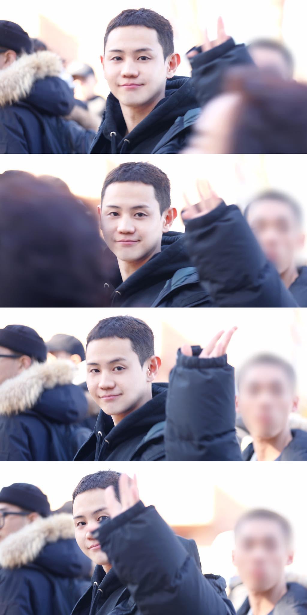Nam idol gây sốt với loạt ảnh mặc quân phục: 30 tuổi nhập ngũ mà baby như em trai năm nhất đi học quân sự - Ảnh 5.