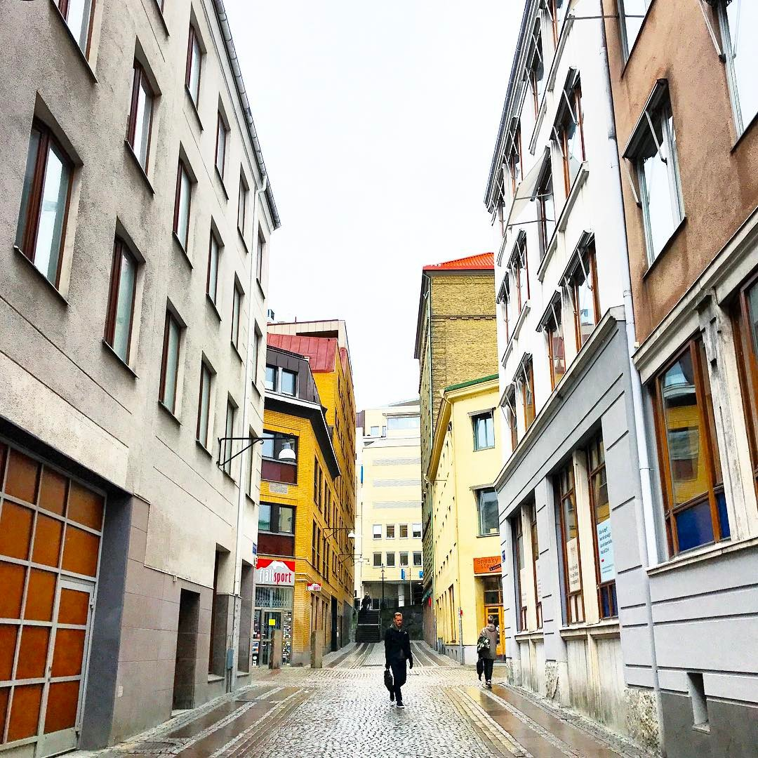 Tròn mắt với loạt kiến trúc độc đáo ở Gothenburg - Thuỵ Điển: Góc nào cũng bình yên và đẹp tuyệt! - Ảnh 2.