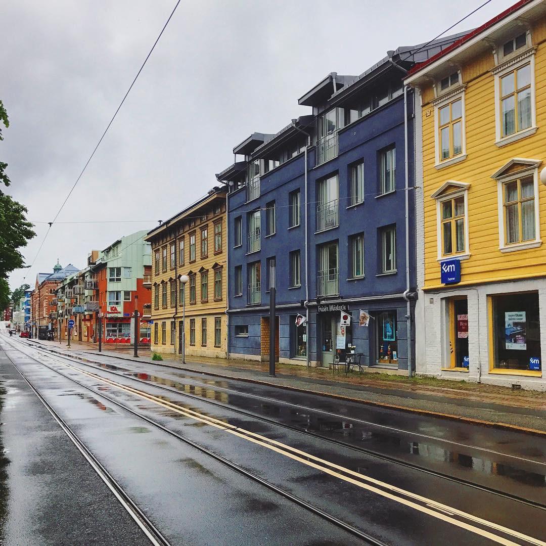 Tròn mắt với loạt kiến trúc độc đáo ở Gothenburg - Thuỵ Điển: Góc nào cũng bình yên và đẹp tuyệt! - Ảnh 4.