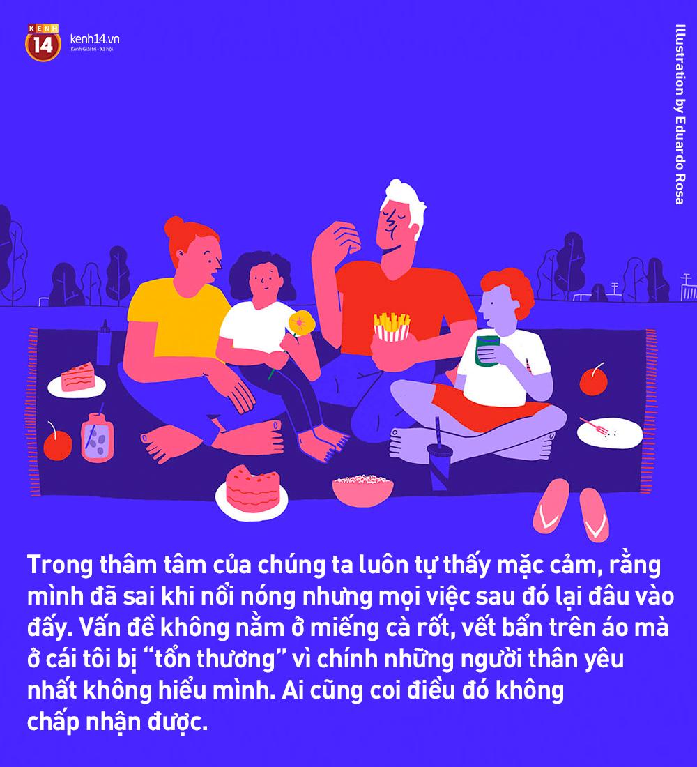 Đối xử tốt với người lạ, cư xử tệ với người thân: Chúng ta đang làm gì với cuộc đời mình vậy? - Ảnh 2.