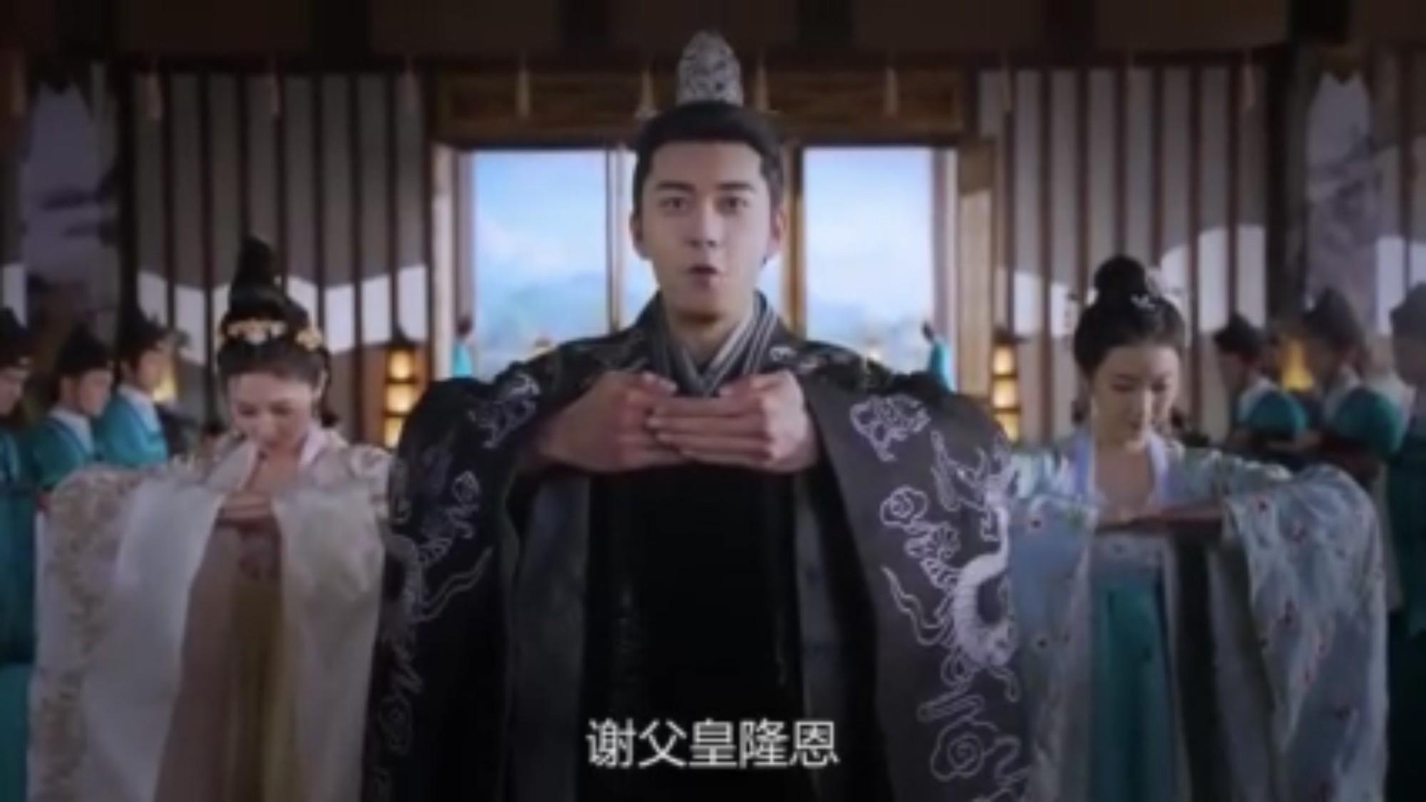 Sinh thần độc đáo nhất trong Đông Cung: Chủ tiệc sầu tơi tả, khách không mời lại hả hê - Ảnh 2.