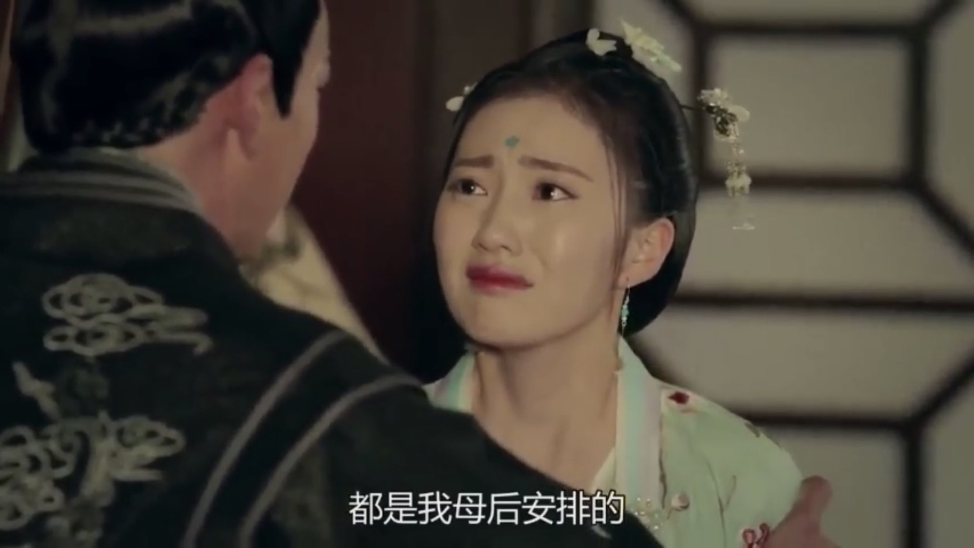 Từ đâu phim Đông Cung đến nay, đây chính là lần Triệu Sắt Sắt khóc thảm nhất.