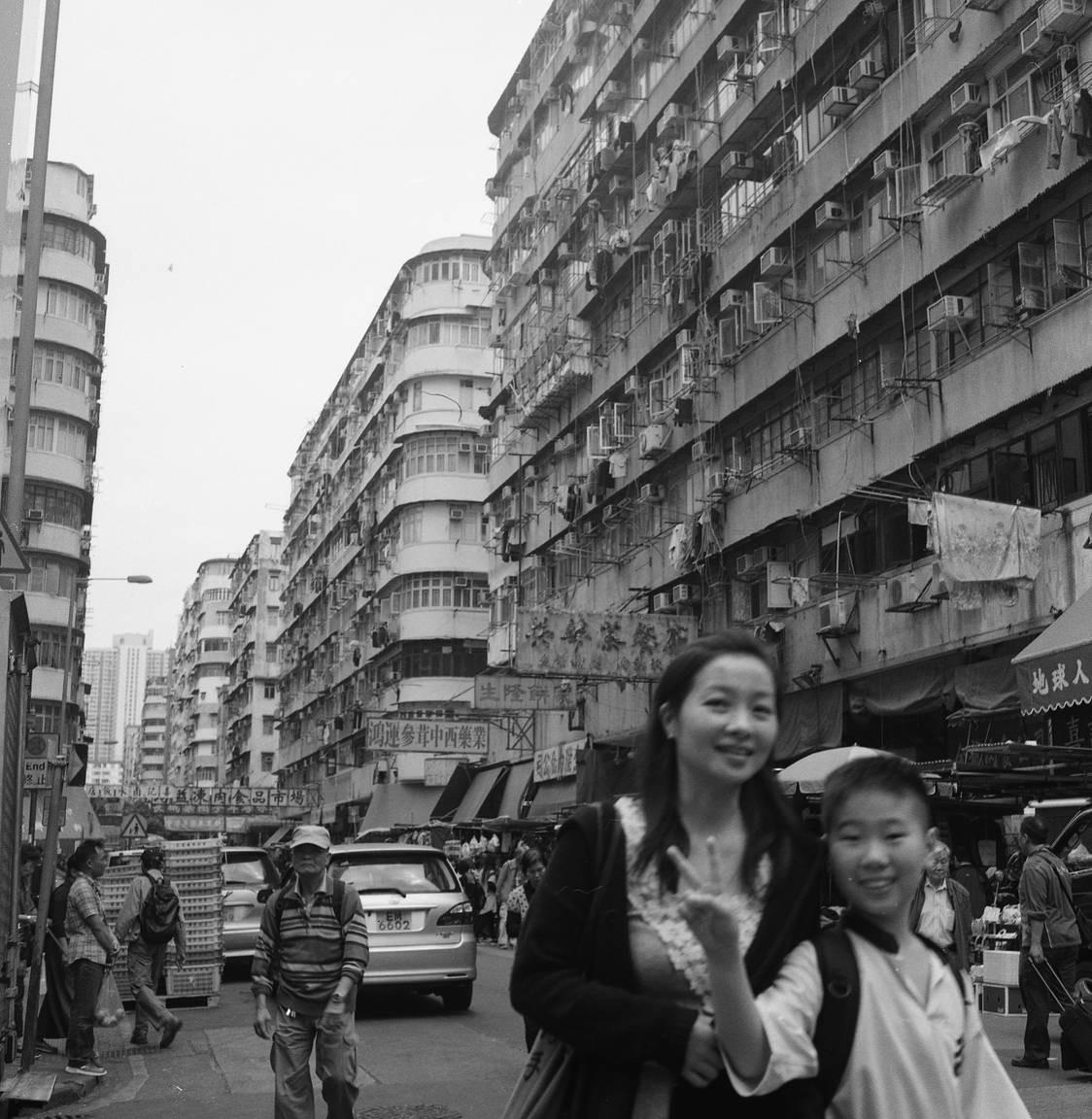 Có một Hong Kong tràn ngập mĩ cảm điện ảnh qua lăng kính của nhiếp ảnh gia người Đài Loan - Ảnh 9.