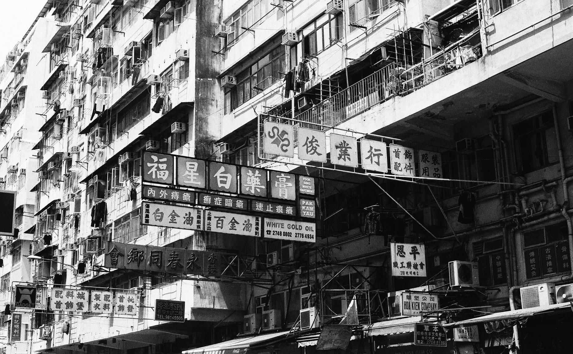 Có một Hong Kong tràn ngập mĩ cảm điện ảnh qua lăng kính của nhiếp ảnh gia người Đài Loan - Ảnh 3.