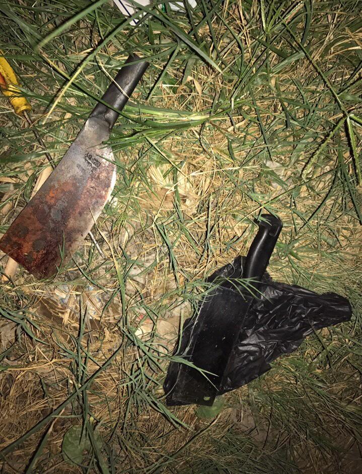 Nghịch tử chém chết cả nhà luôn trong tình trạng kích động, la hét sau nhiều giờ bị bắt giữ - Ảnh 4.