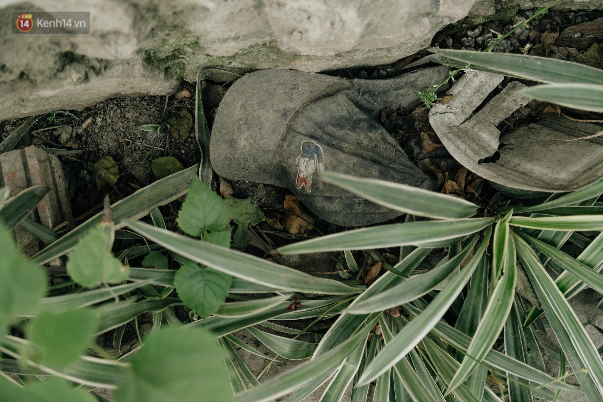 Không được người dân chăm sóc, những vườn hoa sinh ra từ bãi rác ở Hà Nội đã héo úa: Cần lắm sự chung tay của cả cộng đồng! - Ảnh 16.