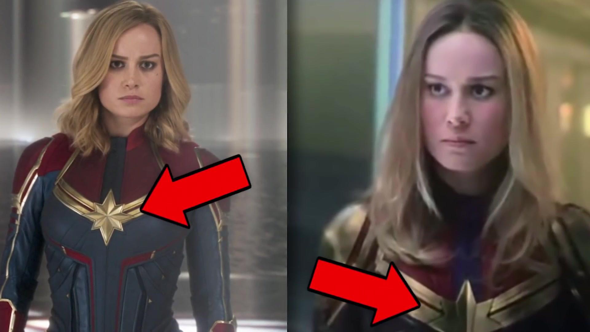 Có ai nhận ra ngày Captain Marvel trở về trái đất, chị đại bỗng được mông má xinh hơn hẳn? - Ảnh 2.