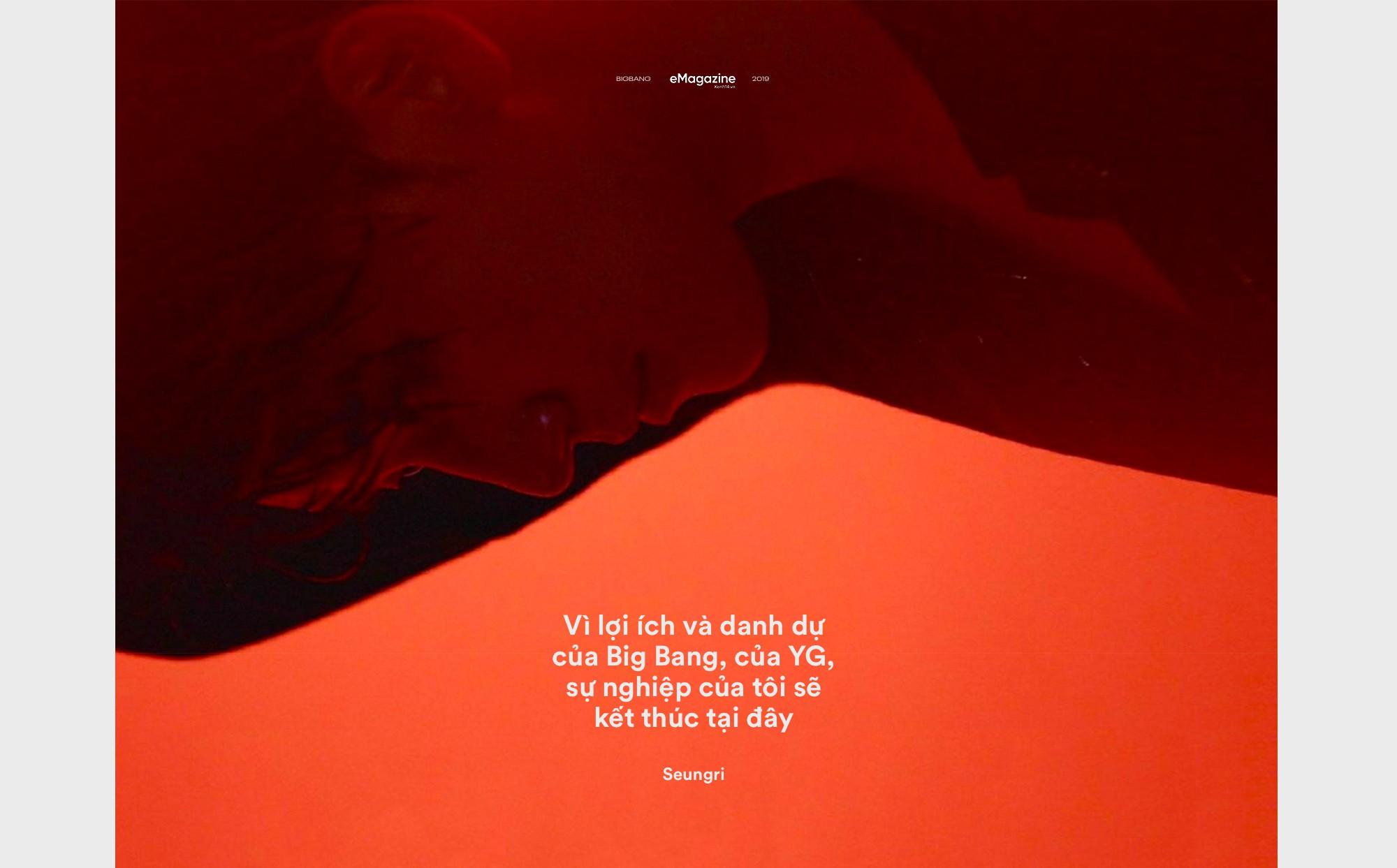 Big Bang: Khi hào quang chỉ còn lại tro tàn, tường thành 13 năm thanh xuân sụp đổ vì lời hứa ở bên nhau đã không còn trọn vẹn - Ảnh 7.