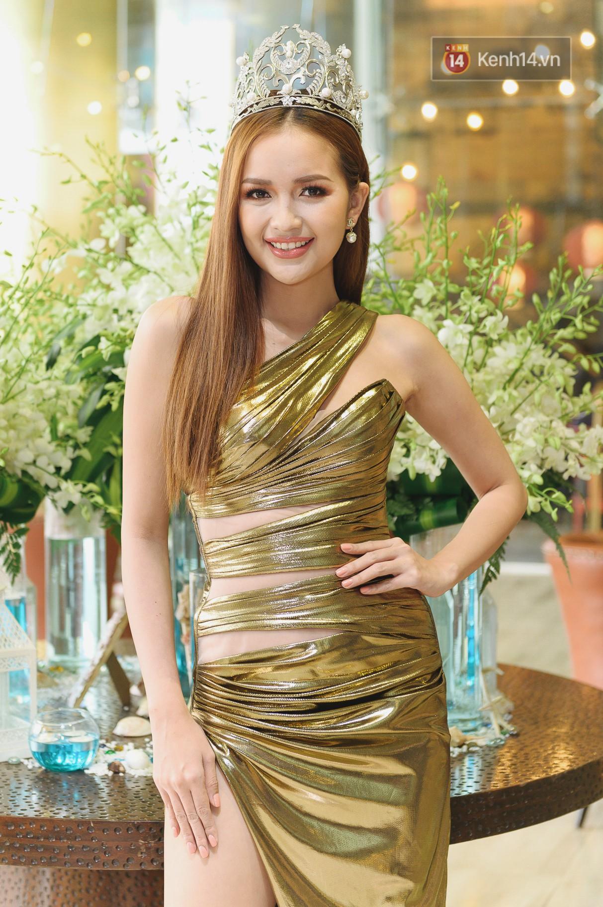 Tân Hoa hậu Siêu quốc gia 2018 phản ứng bất ngờ về loạt scandal của Minh Tú tại Miss Supranational 2018 - Ảnh 7.
