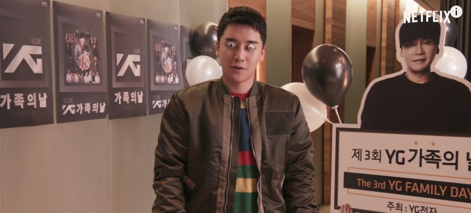 Phim vận vào đời là có thật, bộ sitcom về YG trên Netflix như diễn tả chính xác con người Seungri! - Ảnh 9.