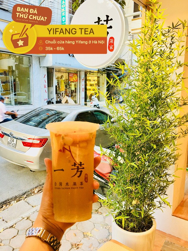 Mang bình đi uống nước để được giảm giá: trào lưu bảo vệ môi trường đang xuất hiện ở nhiều quán đồ uống tại Hà Nội - Ảnh 4.